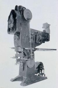 La Pressa continua Braibanti come appare nel catalogo di vendita del 1933 (Parma, Archivio Storico Barilla)