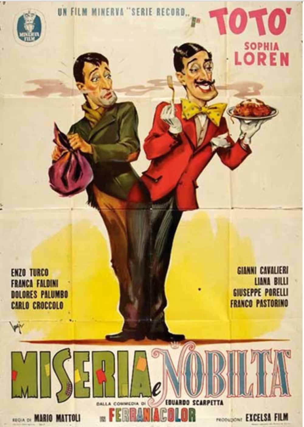 1954 - Miseria e nobiltà